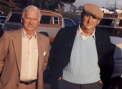 Parker és Tom Disken 1986-ban